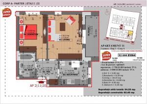 Anghel Moldoveanu 61 - Corp A - Apartament 11