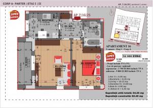 Anghel Moldoveanu 61 - Corp A - Apartament 16