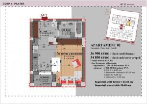Anghel Moldoveanu 61 - Corp B - Apartament 02