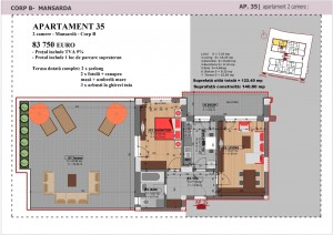 Anghel Moldoveanu 61 - Corp B - Apartament 35