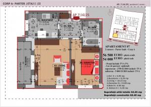 Anghel Moldoveanu 61 - Corp A - Apartament 07