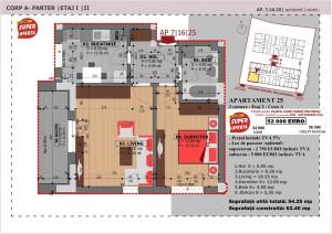 Anghel Moldoveanu 61 - Corp A - Apartament 25