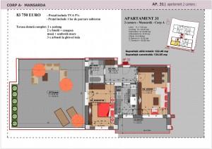 Anghel Moldoveanu 61 - Corp A - Apartament 31
