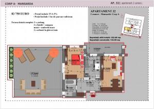 Anghel Moldoveanu 61 - Corp A - Apartament 32